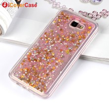Buy Samsung Galaxy J5 Prime Phone Case Dynamic Liquid Bling Glitter Quicksand Silicone Soft Back Cover Samsung J5 Prime Case for $2.99 in AliExpress store