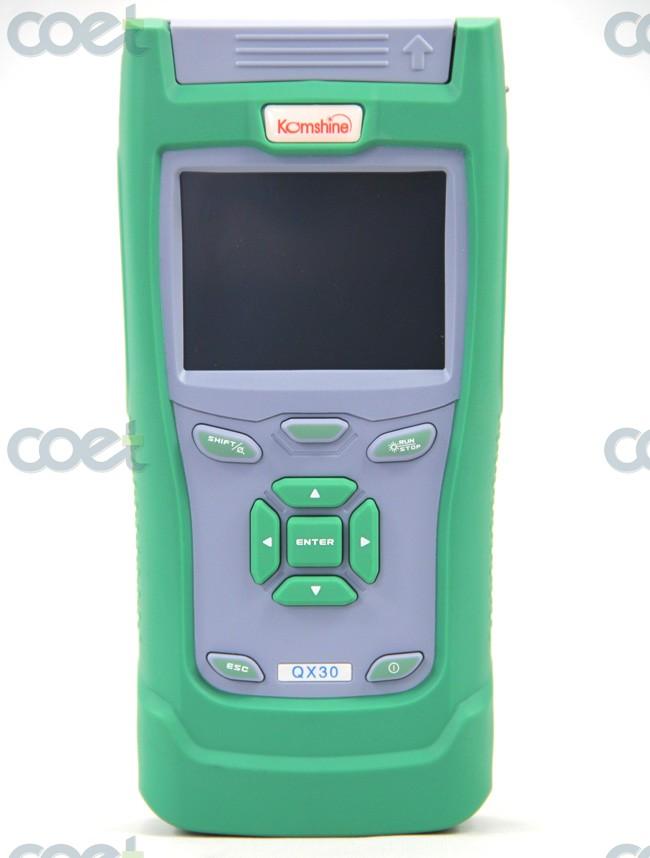 Fiber-optic-KOMSHINE-QX30-OTDR-as-JDSU-MTS-4000-1