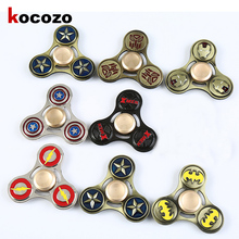 Buy New golden dragon Head Fidget spinner Metal rotary EDC hand spinner autism ADHD Focus Stress Fingertip gyro for $5.29 in AliExpress store