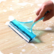 7Glass cleaner window cleaning scraper Brushes Car Auto Windshield Wash Clean Glass Window Water Dry Handy Brush Wiper Cleaner