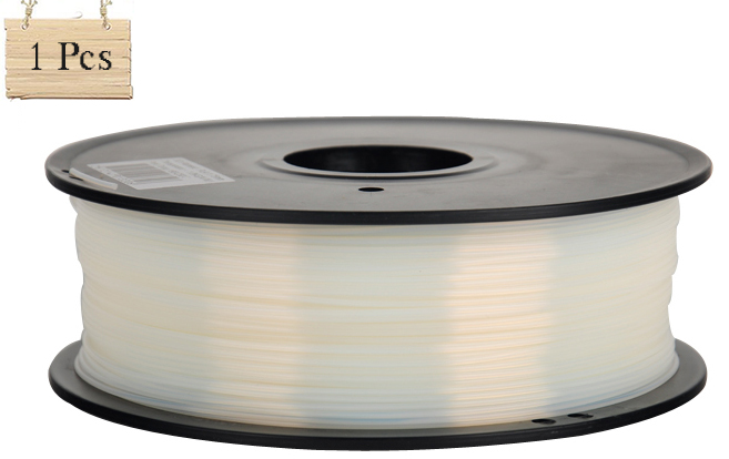 1kg/Roll lucency 1.75mm 3D Printer Plastic PLA/ABS Filament Consumables Material For 3D PEN 3D Printer<br>