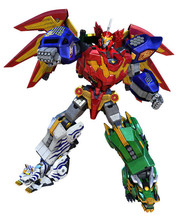 Transformation Celestial Warriors megazord robot Chinese animal OP MPP10 M01 mp10 figure(China)
