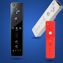 JESBERY 6 color 2in1 Wireless Remote Controller and Nunchuk Controller for Nintendo Wii Controller with Protective Silicone Case