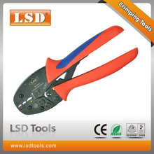 Manual crimping tool for crimping 0.5-6mm2 insulated terminals,connector crimping tool S-03C(China)