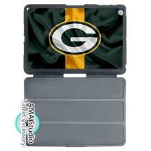 Green Bay Packers Football FlagSmart Folio Cover Case For Apple iPad Mini 1 2 3 4 Air Pro 9.7 10.5 2016 2017 a1822 New(China)