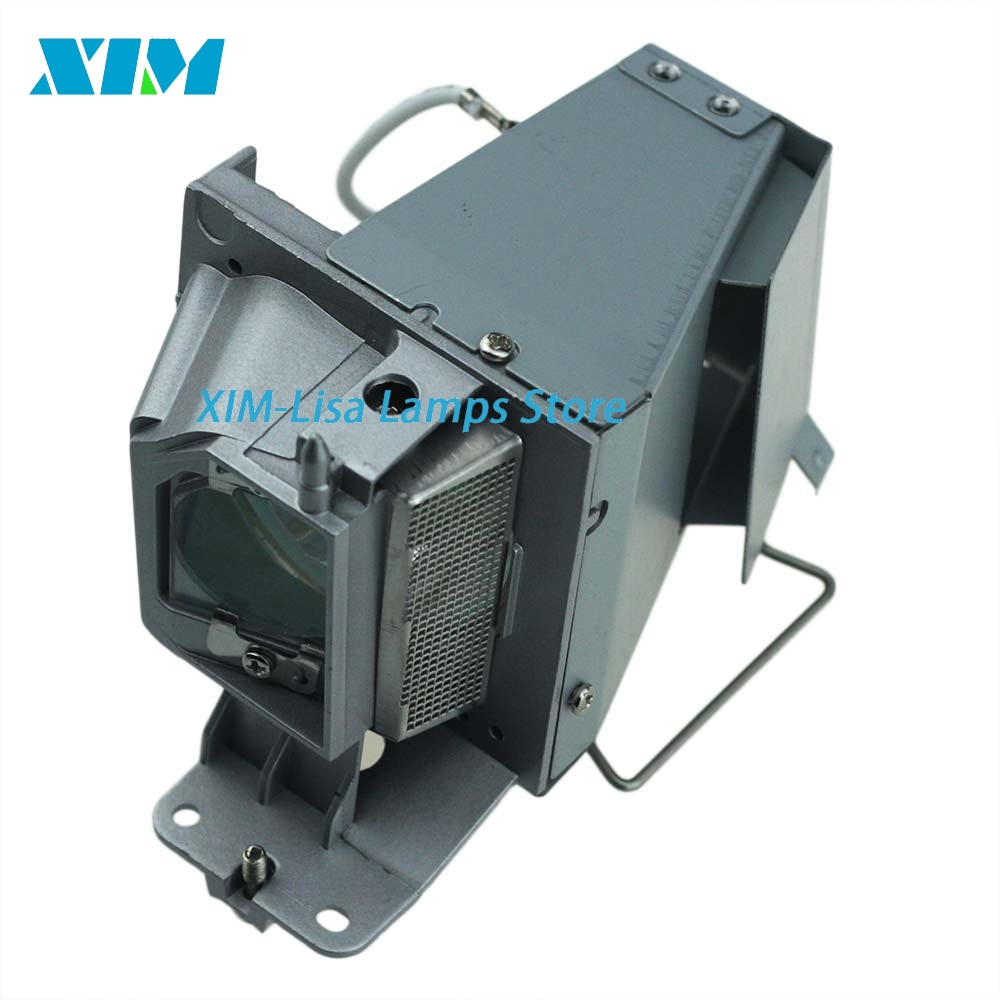 Compatible Projector lamp with housing  MC.JH111.001 for ACER H5380BD/P1283/P1383W/X113H/X113PH/X123PH/X133PWH/X1383WH projector<br>