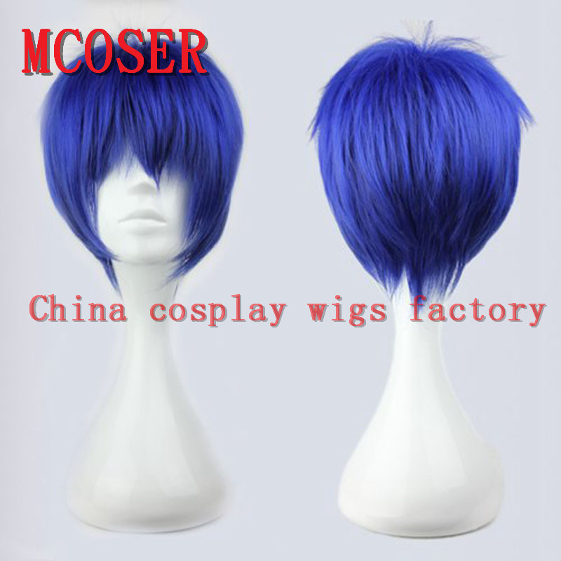 MCOSER Womens Lolita Party Synthetic Hair Short Color Mixed arcana famiglia- Nova Cosplay Anime Full Wig<br><br>Aliexpress