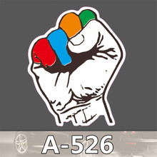 A-526 Fashion cool DIY Stickers Skateboard Laptop Luggage Snowboard Fridge Phone toy Styling Sticker(China)