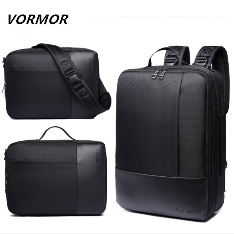 2017 VORMOR Brand waterproof 16.5 inch laptop backpack men backpacks for teenage summer backpack bag<br>