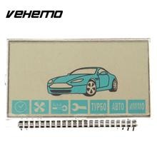 Vehemo Russia Version Anti-Theft System A91 LCD Display Flexible Cable For Starline A91 Lcd Remote Two Way Car Alarm System(China)