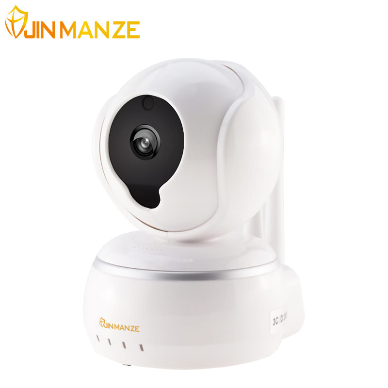 720P HD Dual Antenna Smartlink WIFI IP Camera Wireless IR Motion detect Audio Home Security CCTV Surrivilance Camera APP Control<br>