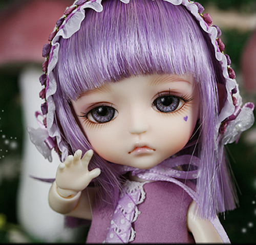 flash sale!free shipping!free makeup&amp;eyes!top quality bjd 1/8 baby doll lati Special HK Elf ver. Lea cute sd yosd hot toy kids<br><br>Aliexpress