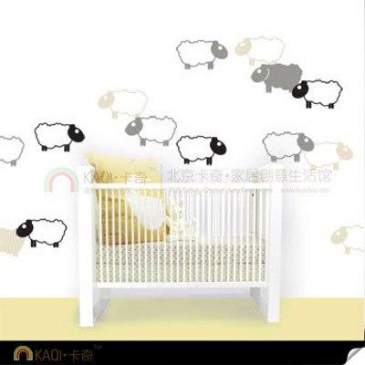 online kopen wholesale sticker schapen uit china sticker schapen, Deco ideeën