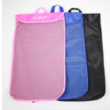 1piece durable mesh bags for snorkel gears large shoulder swimming bag colorful watersport gear package bag snorkel fin kit bag