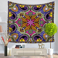 Indian-Mandala-Printed-Tapestry-Wall-Hanging-Hippie-Throw-Bohemian-Bedspread-Beach-Yoga-Mat-Throw-Towel-Decor