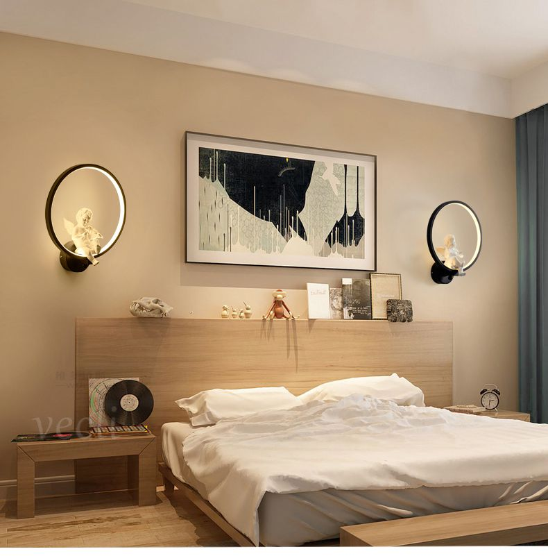 wall lamps (3)