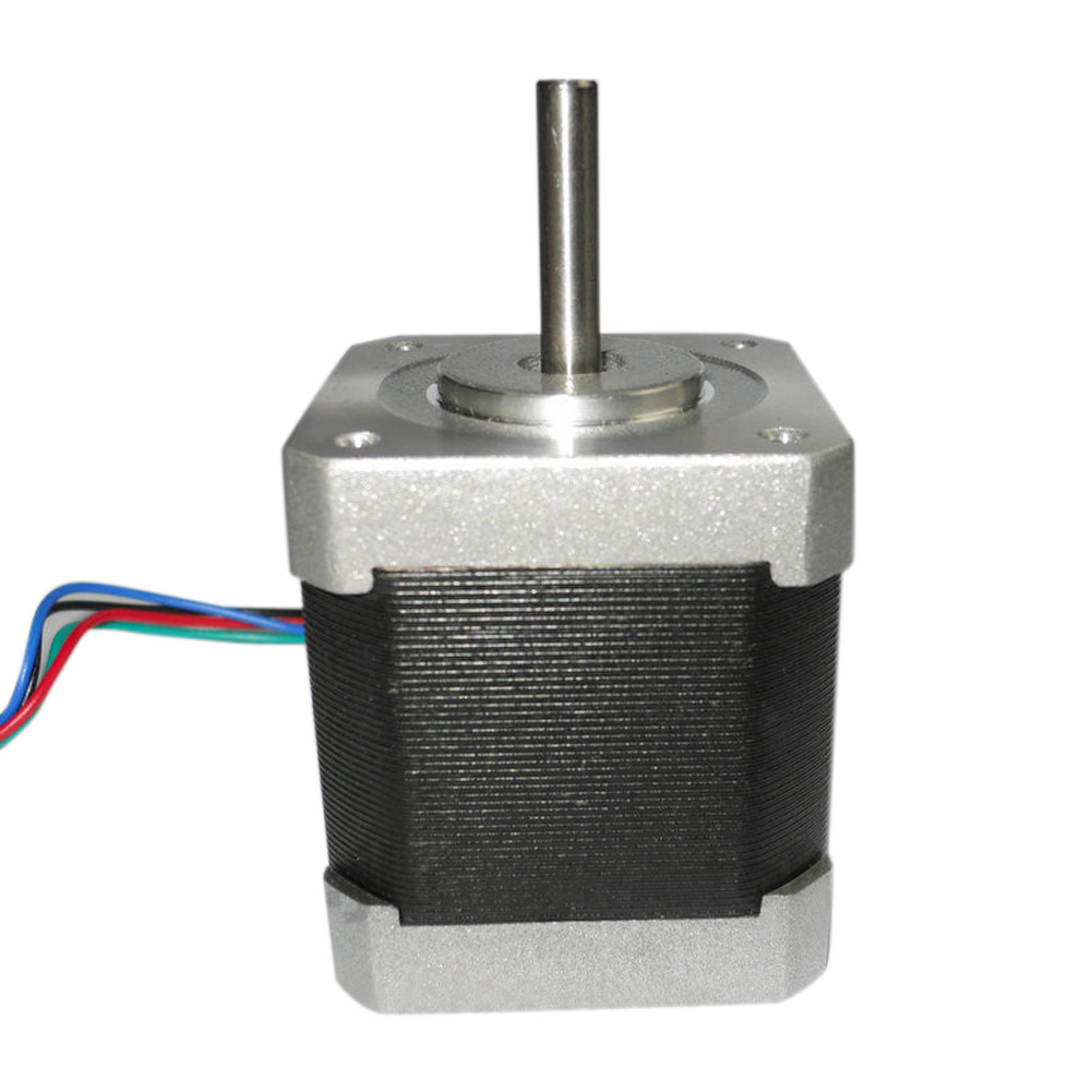 High Quality New Nema 17 Hybrid Stepper Motor 48mm 2-phase 12V 2.5A For 3D Printer CNC 3D printers monitor equipment<br><br>Aliexpress