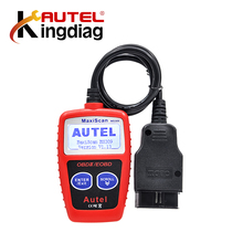 2017 Autel MaxiScan MS309 CAN BUS OBD2 Code Reader OBD2 OBD II Code Reader Scanner Car Diagnostic Tool Autel MS 309(China)
