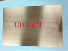 free shipping 30pc Cooper PCB 10*15CM 1.6mm thickness double PCB laminates universal board
