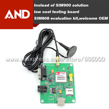 GPRS Shield based on SIM808 SIMCOM SMS MMS GSM,SIM808 Evaluation board,SIM808 evb includes accessories in pic