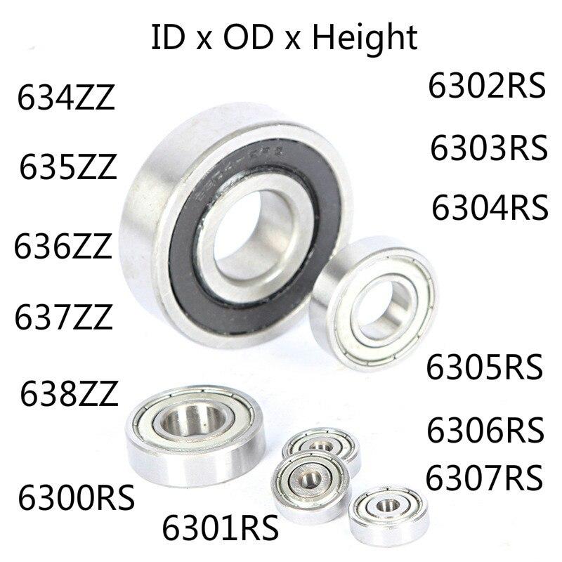 1 x MINIATURE BEARING 694 ID 4mm OD 11mm WIDTH 4mm