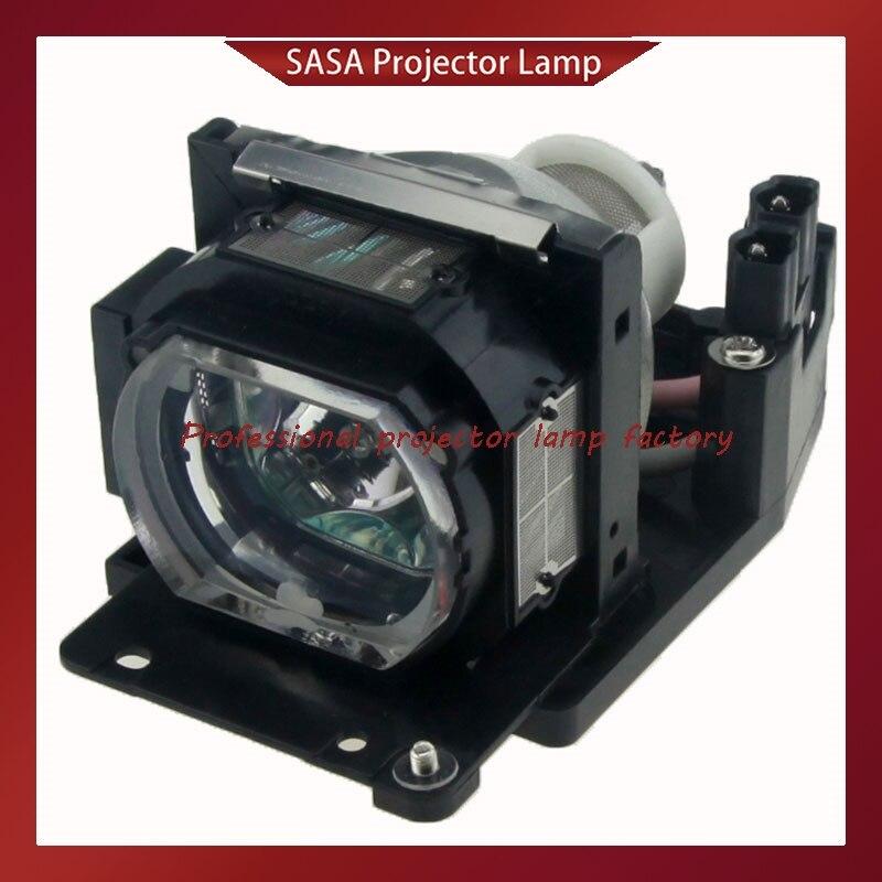 Free shipping High Quality VLT-SL6LP / VLT SL6LP for MITSUBISHI SL6U / XL9U Compatible Projector Lamp with housing<br>