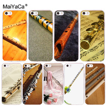 Buy MaiYaCa Musical Instruments Flute Chinese Bamboo Flute Phone Case Apple iPhone 8 7 6 6S Plus X 5 5S SE 5C 4 4S Cover for $1.40 in AliExpress store