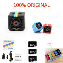 SQ11 SQ12 Mini camera Waterproof degree wide-angle lens HD 1080P Wide Angle SQ 12 MINI Camcorder DVR SQ 11 Sport video camera(China)