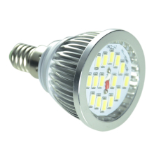 High quality SMD 5730 E14 E27 GU10 LED bulb lamp, led Spot light 90-260v, White/Warm white, led lighting, spotlight
