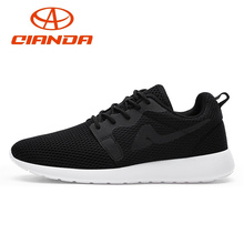 2017 New mesh running shoes for men ultralight sport trainers mens jogging homme free run sneakers black trail runner shoes