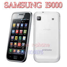 "Refurbished Original Samsung I9000 Galaxy S Mobile Phone 3G WiFi GPS 5MP 4.0"" Touchscreen Smartphone"