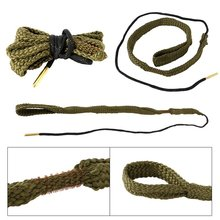 9mm .308 .38 .357 Caliber Cleaner Strap for Rifle Scope Gun Cleaning Maintenance Tools for Hunting New