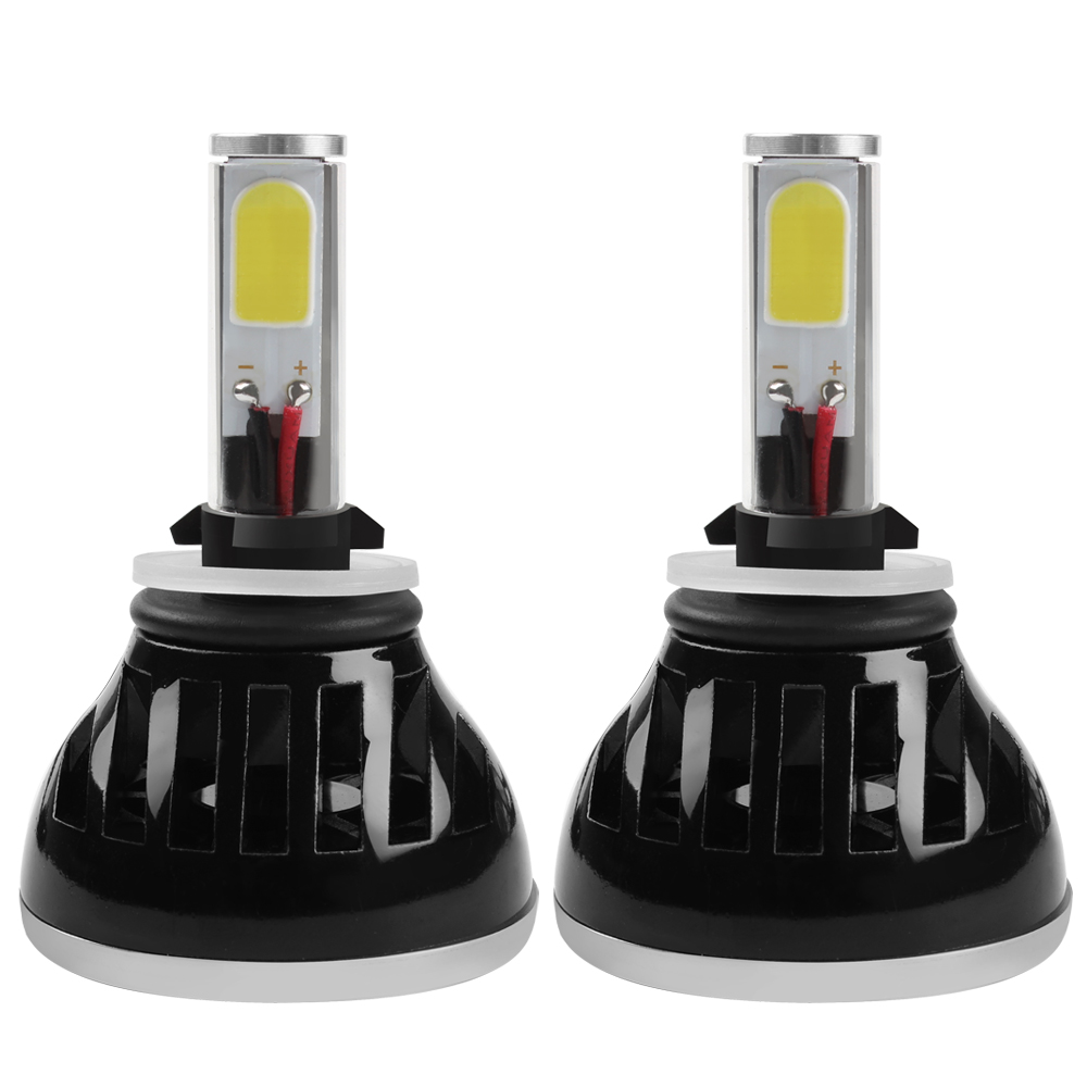 G5 880 881 LED Headlight H1 H4 H7 H11 HB4 Waterproof Automobile Lamp With Fan Car-styling COB Car Head Light Pure White<br><br>Aliexpress