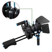 CES-Rubber Follow Focus ring gear belt with plug in aluminum alloy for SLR cameras digital DSLR Camcorder Camera