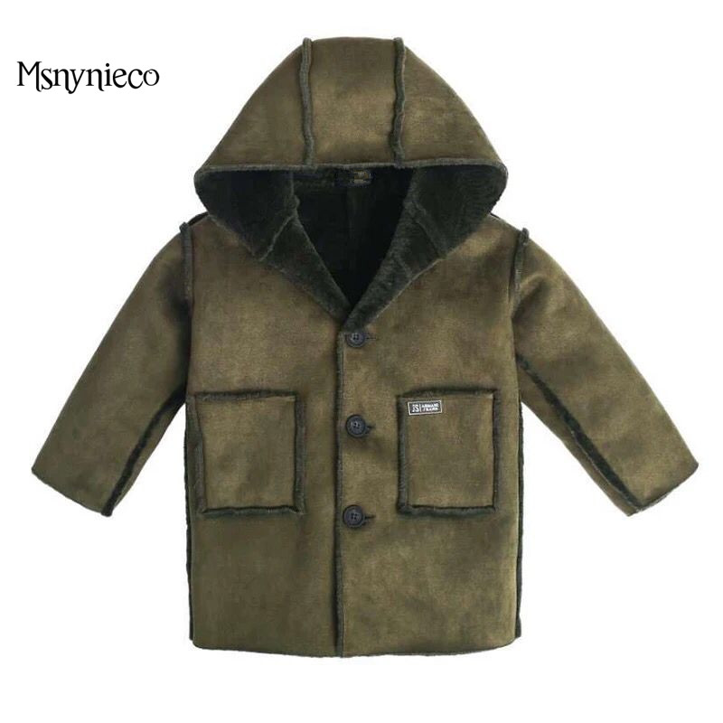 Winter Jackets For Boys Kids Coats Clothes 2017 Fashion Casual Boys Parkas Teenage Warm Hooded Children Outerwear <br>