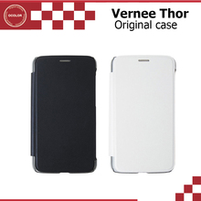 Vernee Thor Flip Leather Case Original New Arrival High quality Luxury Mobile Phone Cover Free shipping + In Stock