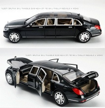 1:24 Alloy Luxury Car model, Excellent Quality Die Cast Vehicles 22Cm Nice collection 6 Open doors