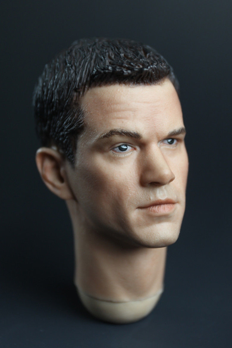 1/6 Scale Male Super Star Head Sculpts The Bourne Identity Matt Damon Head Carving Model Toys Gifts   Collections F 12 Figure<br><br>Aliexpress