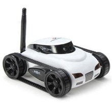 Blomiky RC Mini Tank Wifi Controlled Wilreless With Wi-Fi Hd Camera Support iPhone Android Happy