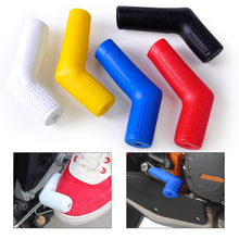 New Colors Rubber Shifter Lever Sock Boot Shift Cover Shoe Case Protector fit for BMW Dirt bike Honda Yamaha Kawasaki Suzuki ATV