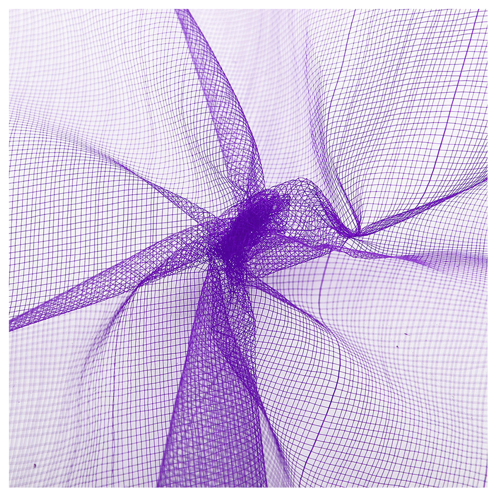 Practical Boutique 10 yards x 48cm Organza Tulle Roll Sheer Wedding Bow Table Chair Wrap Decor