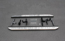 For LAND ROVER LR4 Discovery 4 2011 - 2014 Aluminum Alloy Side Door Step Running Board 1set(China)