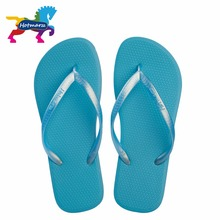 Buy Hotmarzz Casual Fashion Summer Slippers Solid Color Non-slip Flat Flip Flops Sandals Women Shoes Sky Blue Beach Slides HM0736 for $12.99 in AliExpress store