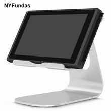 NYFundas Stand Nintendo Switch Tablet Aluminum Holder Dock nintend switch Smart Phones iPhone iPad E-readers Accessories