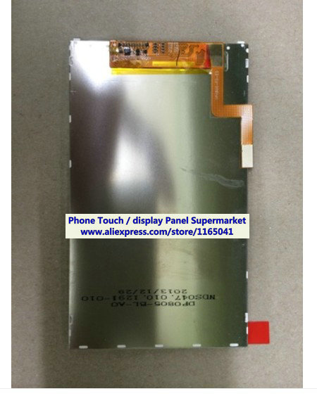 interior LCD display glass panel screen DP0805-FD-E0 DP0805-FD-C0 DP0805 FOR chinese Imitation MTK phone I9500 S4<br><br>Aliexpress