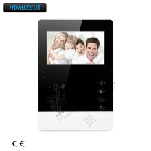 "HOMSECUR 4.3"" XM403 Color Indoor Monitor for Video Door Phone Intercom System(China)"