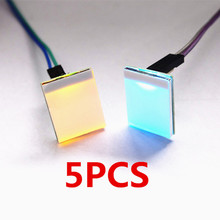 5PCS Colorful 2.7V-6V Capacitive Touch Switch Module Strong anti-interference HTTM-SCC(China)