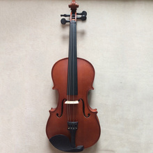 Good entry-level practice recommend violin,child's beginner violin instrument,steady brown matte violin,choiceness of goods