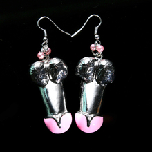 Party decoration 50% off for 3pcs willy earring penis jewelry necklace ring hen bachelorette wedding birthday Sex products