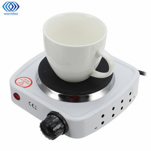Electric Stove Hot Plate Multi-function Coffee Heater Burner Mini Portable Cooking Plate 500W 220V Kitchen Home Appliance